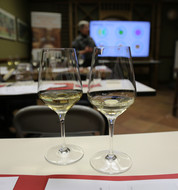 Side by Side Chardonnay Comparison
