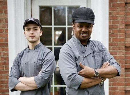 Teaming up with Chef Chaz Smith & Boom Box Grill!