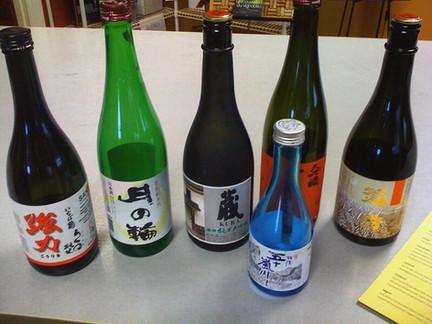 Sake from Class