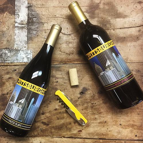 Pittsburgh Wine Duo