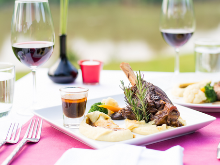 Jamison Farms & Dreadnought Wines together again for their Annual Lamb & Wine Dinner!
