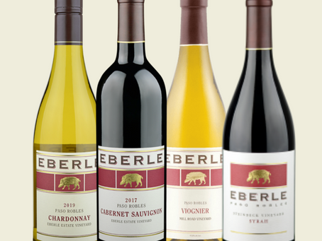 Eberle WINS Wine Enthusiast's 2020 Wine Star Awards!