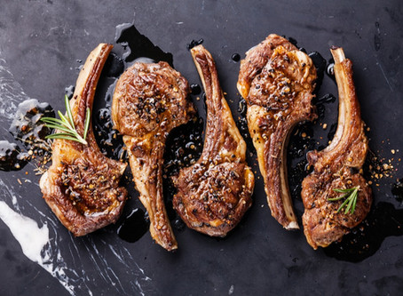 SOLD OUT! Annual Lamb & Wine Dinner with Jamison Farms