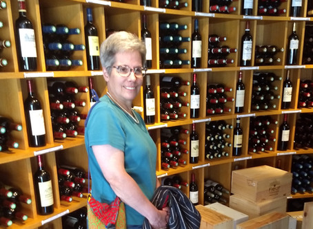 Back from Bordeaux: Wine Shopping