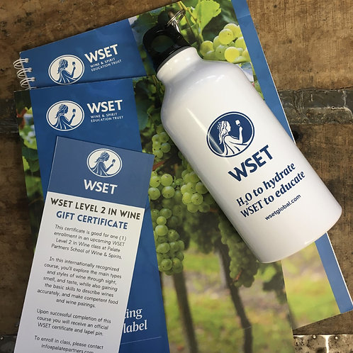WSET Level 2 in Wing Gift