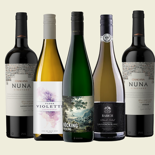 Tasting and Wine Basics Collection