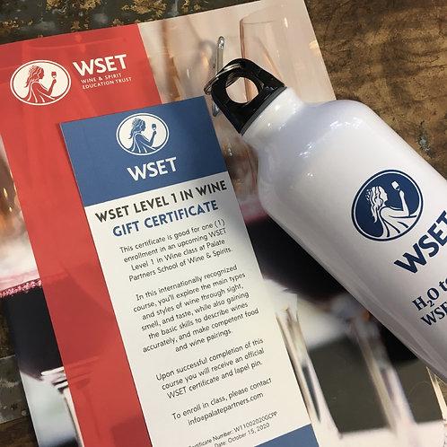 WSET Level 1 Award in Wine Gift