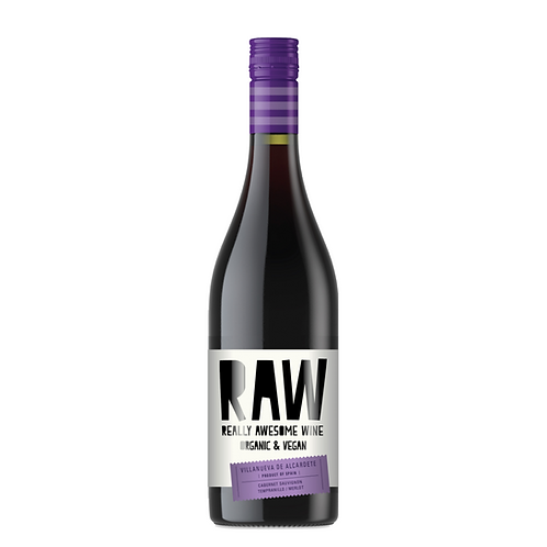 RAW Red Blend