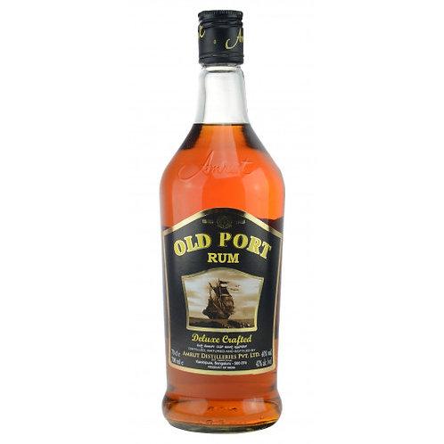 Amrut Old Port Deluxe Rum