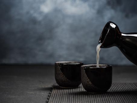 Sake Sampling at The Warren