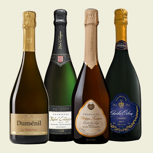 High-end Champagne Bundle