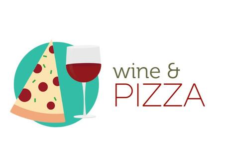 Pizza, Bubbles, & MORE!
