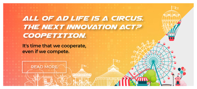 Ad Life is a Circus