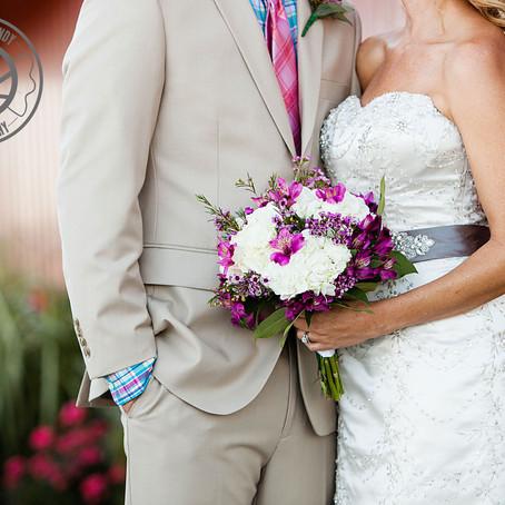 BARN ON THE RIDGE WEDDING