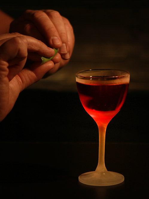 Cosmo 2.0 (Wodka, Cranberry)