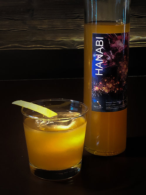 Hanabi (Whiskey, Peach)