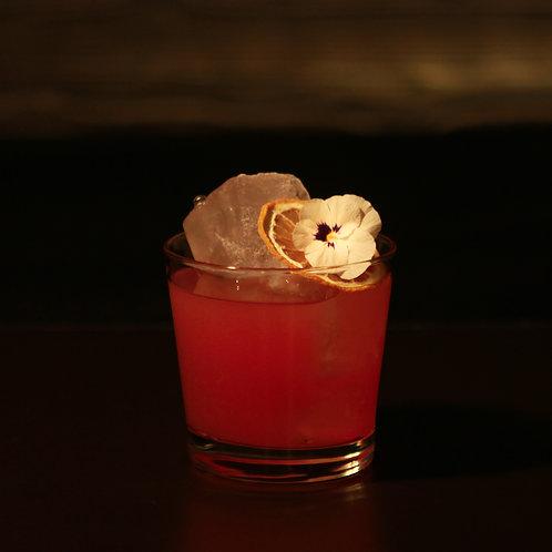 Hanami (Gin, Basilikumblüte)