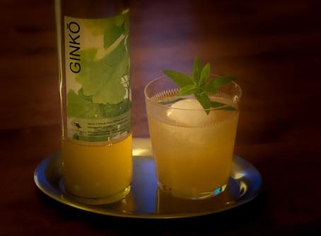 Ginkō - unser neuer Rum Cocktail