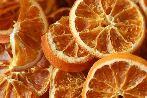 Orangenchips (10 Stück)
