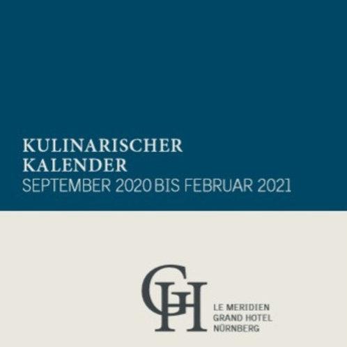 Kulinarischer Kalender 2021