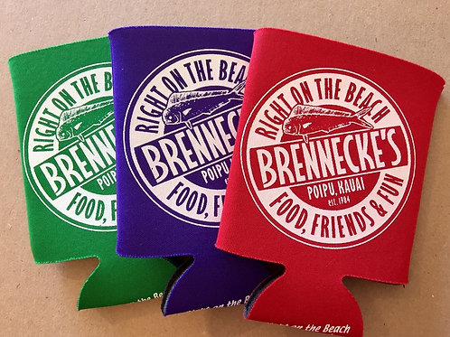 Brennecke's Can Coozie