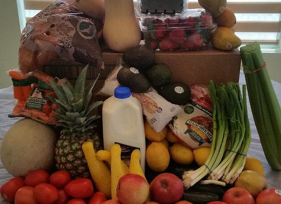 Combo Box Fruit and Veggies