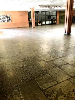 Floor Cleaning & Waxing