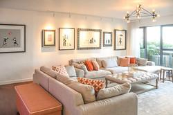 Haddon Court Living Area
