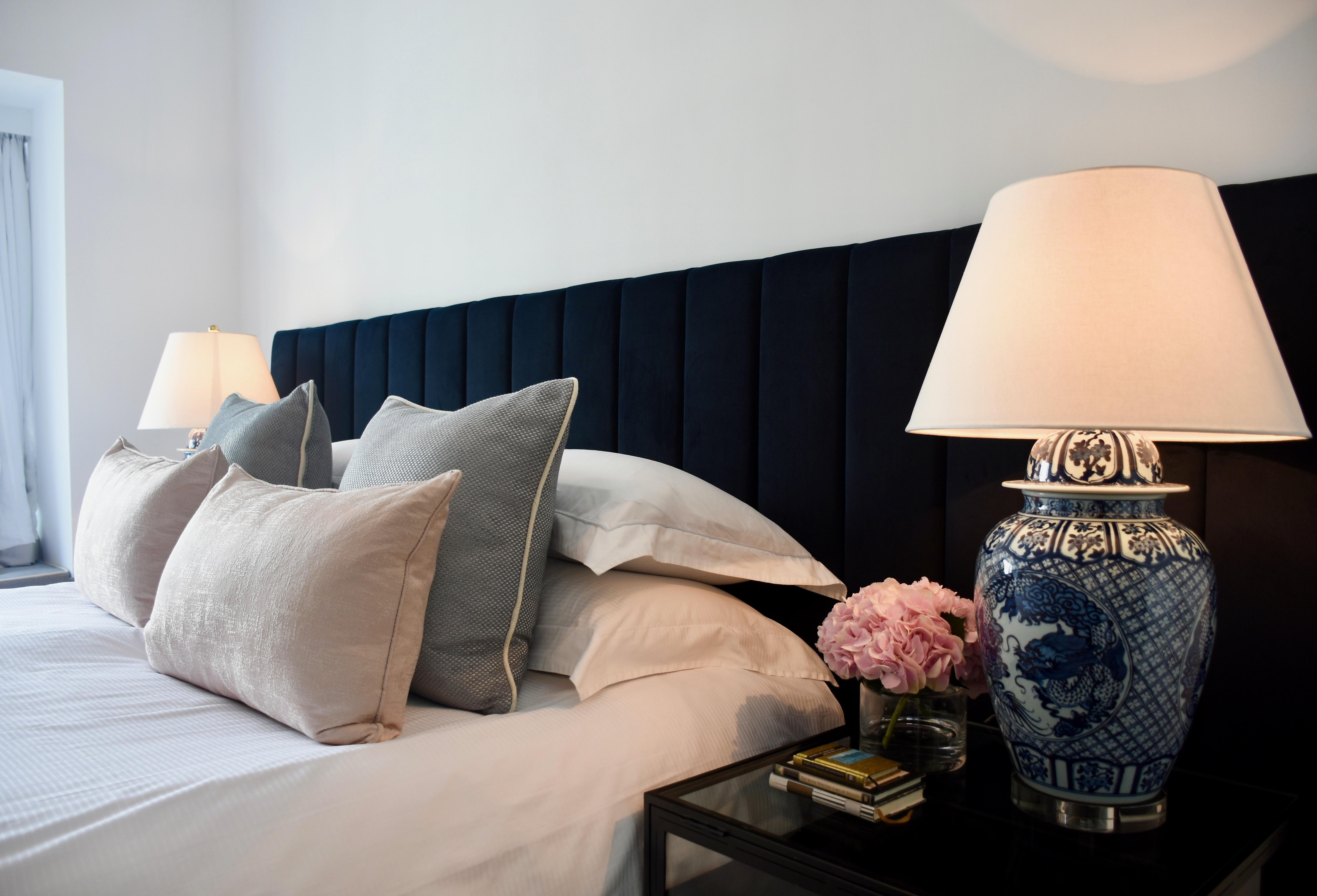 Branksome Bedroom bedhead
