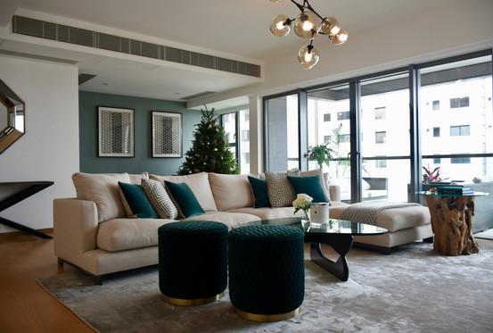 Branksome Living Room