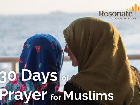 무슬림들을 위한 30일 기도