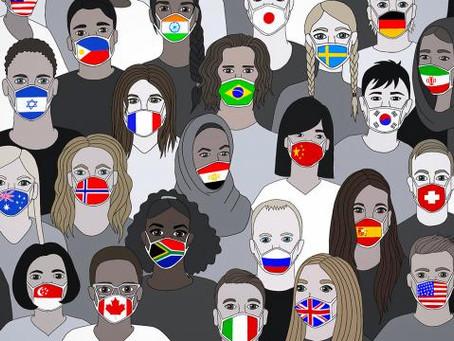 전 세계의 COVID-19 대응
