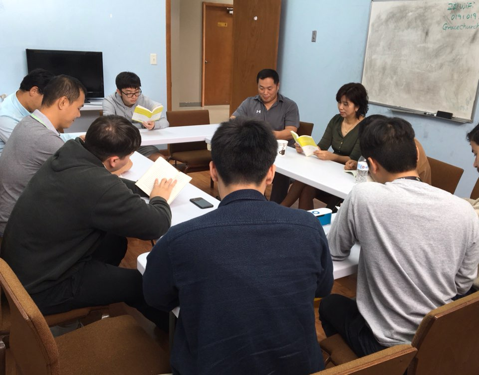 20190605 - 주은혜 교회 한어권
