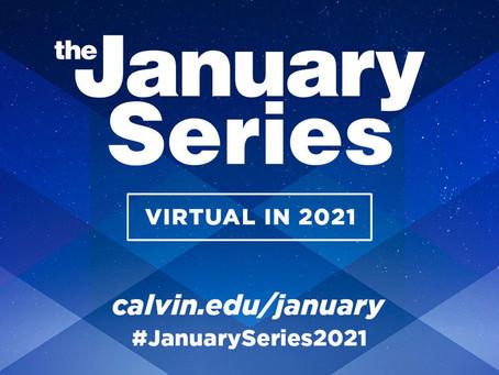 온라인에서 열리는 January Series, Worship Symposium