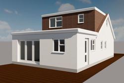 South  London - Loft Conversion & Single Story Extension
