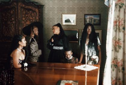 Judah, Scene IV, the Communion (2019)