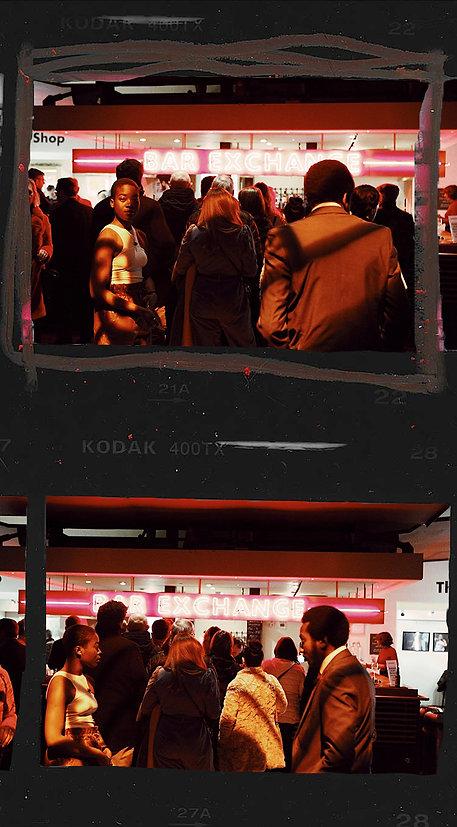 VAGUE DIGITAL in Manchester's Royal Exchange Theatre   Queen & Slim UK