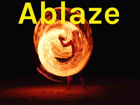 Ablaze podcasts:please comment