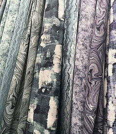 Fabrics from respected fabric companies