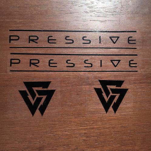 Sticker pack Pressive