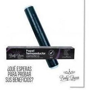 Papel termoreductor osmotico Body queen