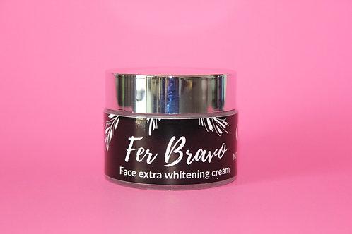 Face extra whitening cream