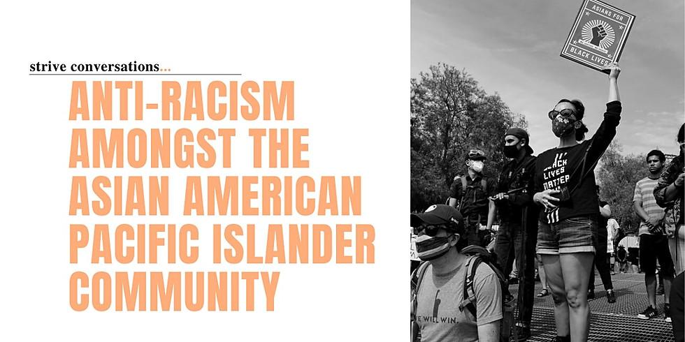 Anti-Racism amongst the AAPI Community