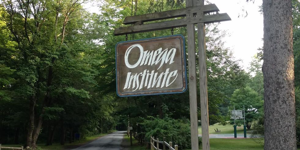 Calm Clarity 5-day retreat at Omega Institute