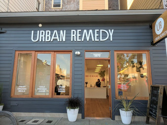 Urban Remedy Talk on the Horizon