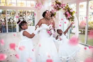 Grand Hyatt Baha Mar wedding photo