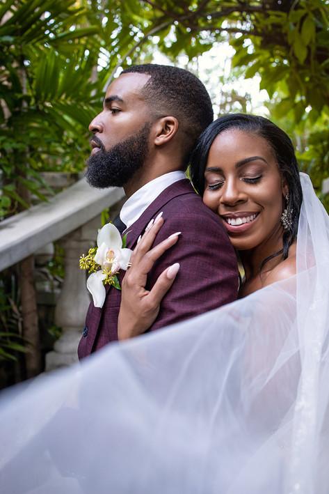 Bahamas Wedding Photo
