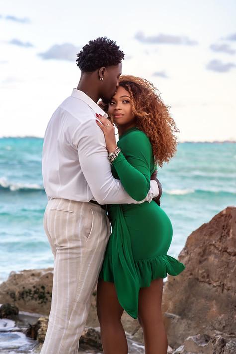 Bahamas Engagement photography