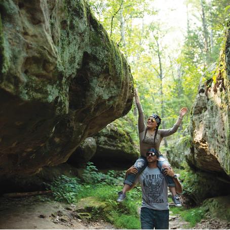 The Big BFF 573 Fall Hike