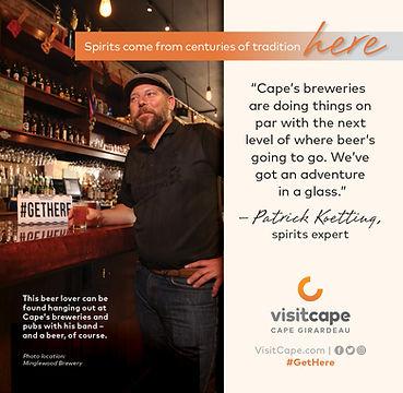 Visit Cape Sponsor